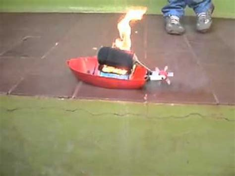 barco a vapor experiencia de fisica barco a vapor experi 234 ncia de f 237 sica pablo e adriano youtube