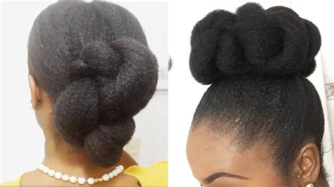 i want to see some natural hairstyles style your natural hair in 15 minutes youtube