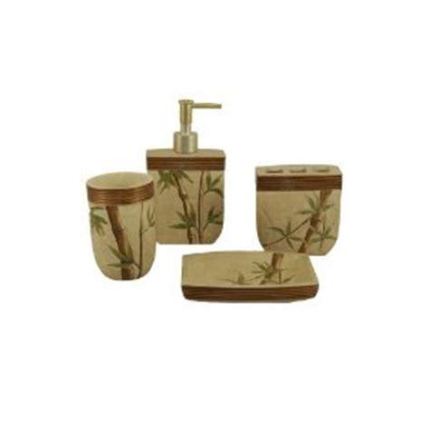 Croscill Bathroom Accessories Sets Bathroom Accessories Bathroom Accessories Croscill Samoa 4 Bath Set