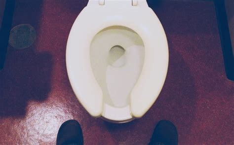 there s a reason toilet seats are u shaped
