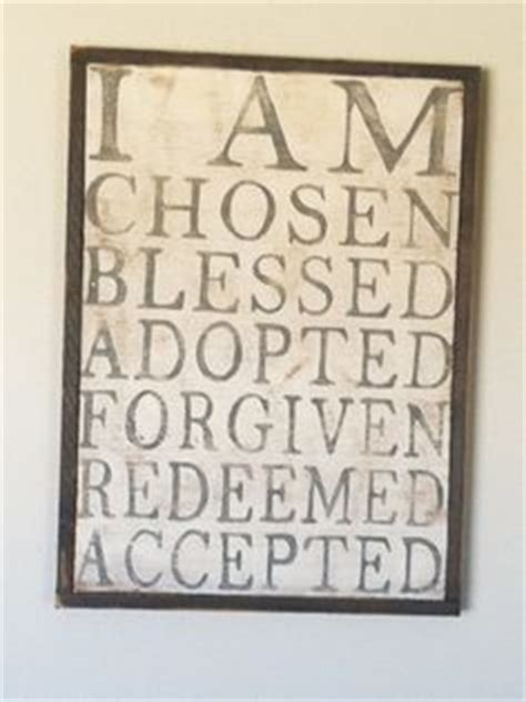 hand painted sign i am his by thehouseofbelonging on etsy list of quot who you are in christ quot from armor of god bible