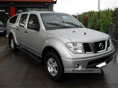 nissan van 2007 nissan navara premium km65000 iva esposta 2007 other vans