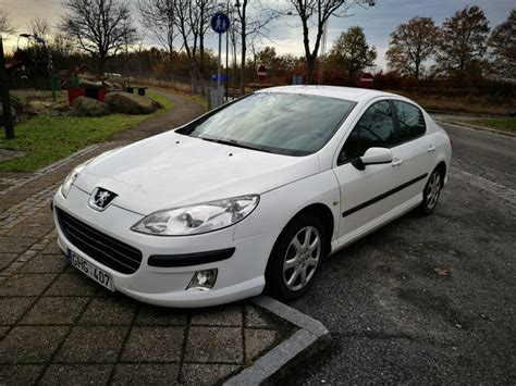 peugeot 407 price peugeot 407 for sale retrade offers used machines