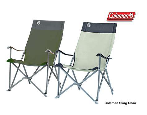 coleman faltstuhl sling chair a bundeswehr shop r 228 er