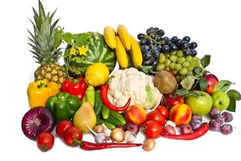 fruit vegetables definition the of fruits and vegetables stock photo colourbox