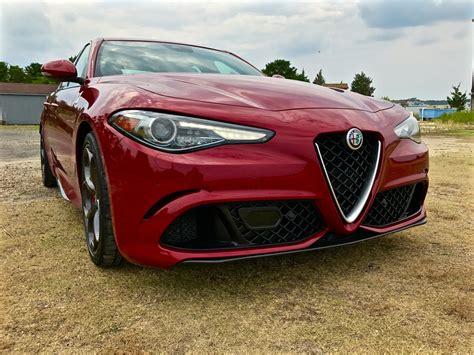 Alfa Romeo Italy by Drive Alfa Romeo Giulia Quadrifoglio Italy At