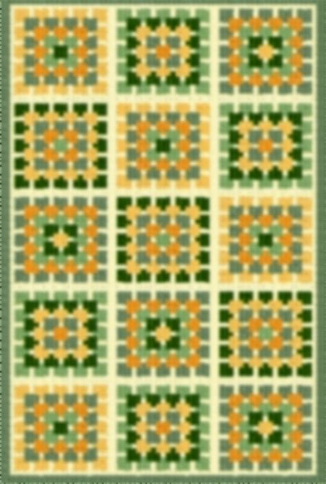 free latch hook rug patterns latch hook rug pattern chart square quilt email2u latch hooking patterns