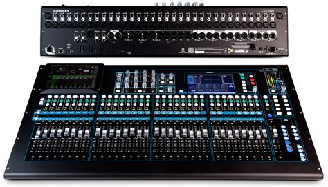 Mixer Allen Heath 8 Channel qu 32 allen heath
