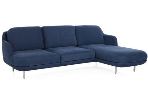 fritz hansen sofa lune fritz hansen sofa milia shop