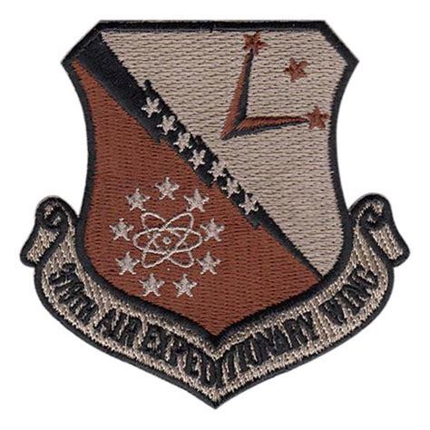 379th air expeditionary wing 379 aew patch 379th air expeditionary wing