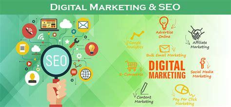 Seo And Marketing by Digital Marketing Seo Seecoding Technologies