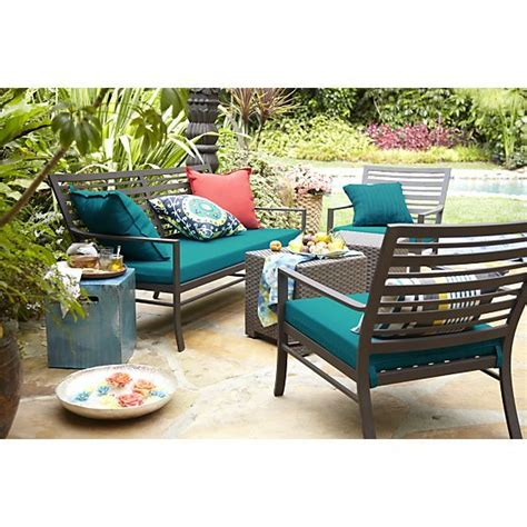 crate and barrel cushions 32 best images about outdoor decor on crate