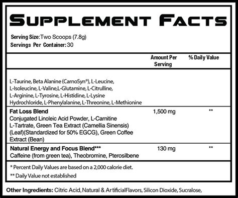 Rsp Amino Lean 30srvg amino lean by rsp nutrition big brands warehouse prices