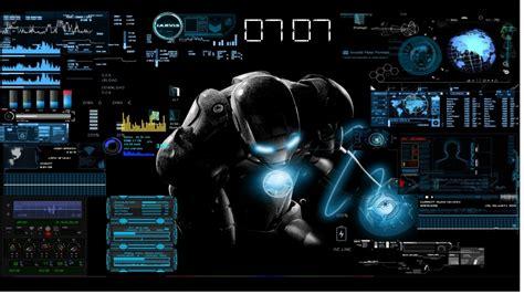 real life futuristic computer iron man