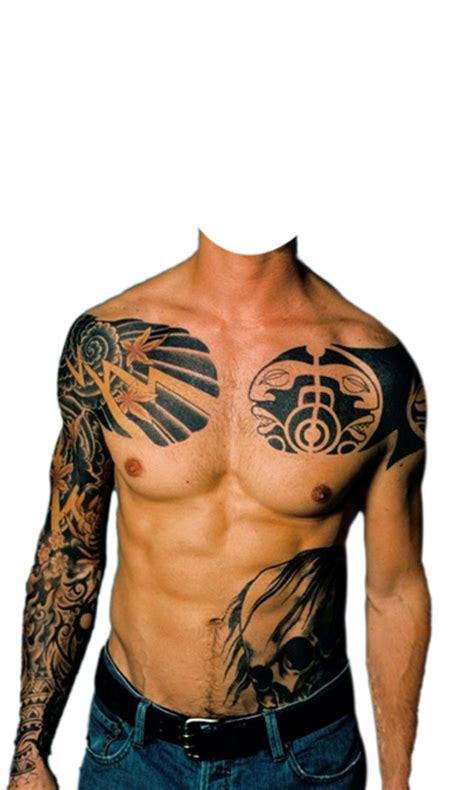tattoo your body apk free body tattoo photo suit apk download for android getjar
