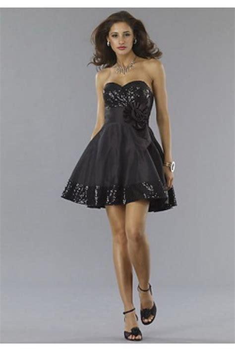 black dresses juniors