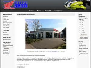 Honda Motorrad Detmold by Firma Fulland Zweir 228 Der Gmbh In Detmold Motorradh 228 Ndler