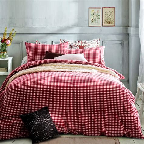 red comforter cover good red gingham duvet cover 31 for floral duvet covers