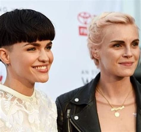 ruby rose wikipedia pin husband tony you can read more from him at his movie