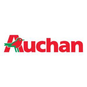 auchan si鑒e social auchan logo vector logo of auchan brand free