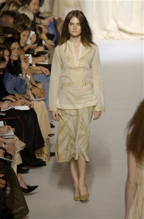Martine Sitbon Returns To Fashion by Martine Sitbon At Fashion Week 2002 Livingly