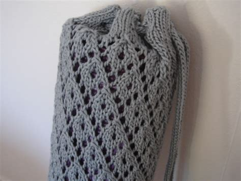 free knitting pattern yoga mat bag knitted yoga bag pattern 1000 free patterns