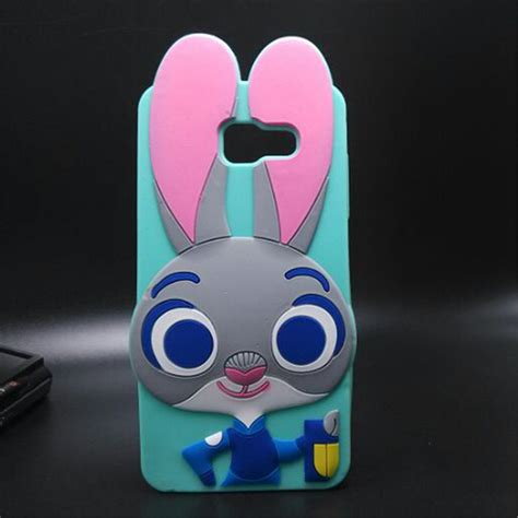 Samsung A5 2016 A510 Stitch 3d Karakter Soft Casing Cover 3d blue rabbit bunny phone cover for samsung galaxy a5 2016 a5 a510 a5100 5 2