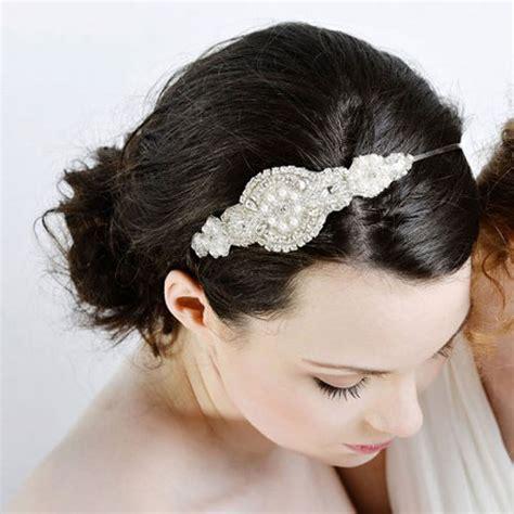 annabel wedding headband zaphira bridal