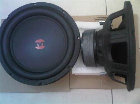 Subwoofer Dvc Momentum Dmd 10 subwoofer malikah audio