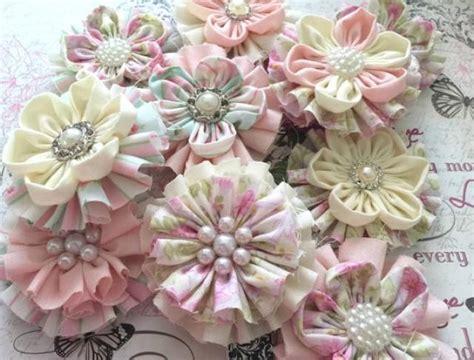 Handmade Flowers For Wedding - shabby wedding 10 shabby chic handmade flowers 2213346