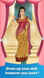 Indian bride dress up fun doll makeover game on the app store