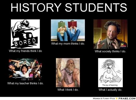 Can A Hiztory Major Get An Mba by History Student School History