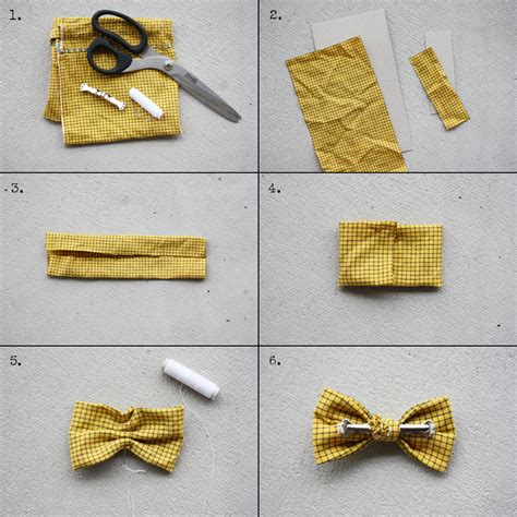 How To Make A Bow Tie Out Of Paper - diy bow tie morning creativity