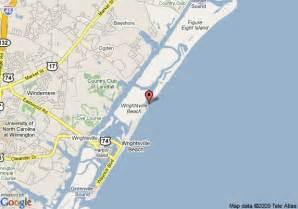 map of shell island resort wrightsville