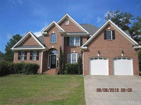 167 tayside st clayton nc 27520 foreclosed home