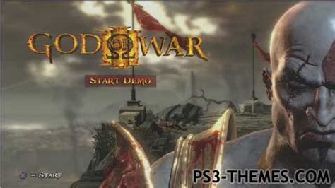 god of war themes download for pc ps3 themes 187 god of war iii e3 09 2 0
