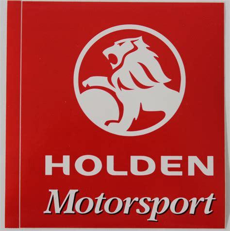 holden stickers holden motorsport sticker