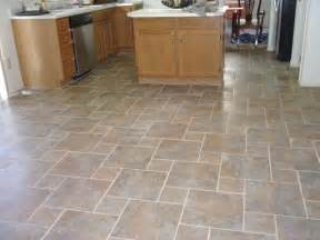 tiled kitchen floors ideas modern kitchen flooring ideas d s furniture