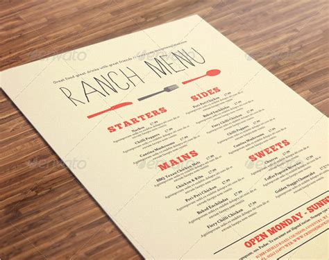 Menu Card Template by Menu Card Templates 58 Free Word Psd Pdf Eps