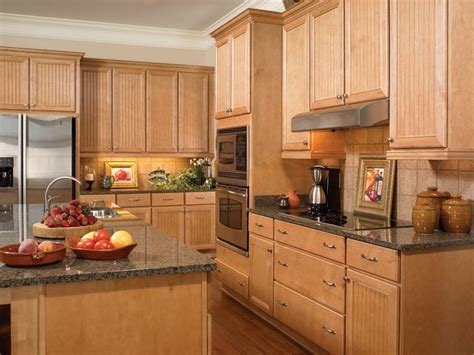 Kitchen Cabinet Door Styles well grown maple cabinets 2016