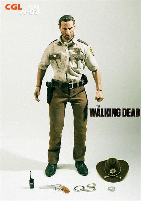 Rick Grimes Walking Dead Belt Set cgl rick grimes sheriff set the walking dead