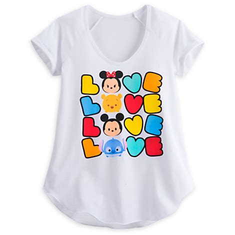 Shirt Tsum merch for the tsum tsum fanatic this tale