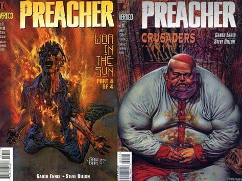 Preacher Book 2 Graphic Novel Will Preacher Stay True To Comics Business Insider
