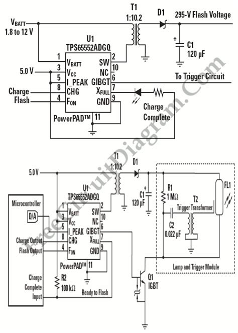 photoflash capacitor charger ic photoflash capacitor charger circuit 28 images electronics forum gt how does this capacitor