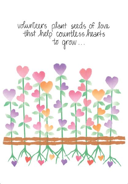 Volunteer Thank You Letter Quotes hospice volunteer thank you quotes quotesgram