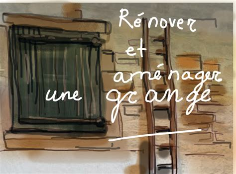Cout Rehabilitation Grange by Cout Travaux Renovation Maison Ancienne Grange