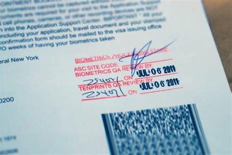 Uscis Background Check What Happens At A Uscis Biometrics Appointment Citizenpath