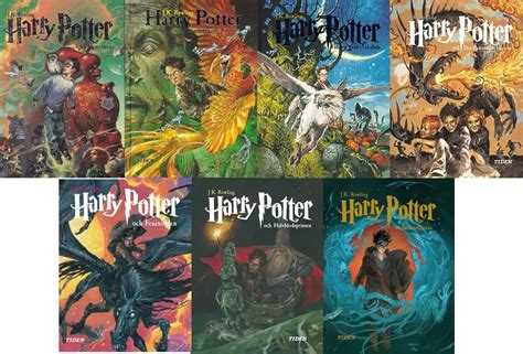 a swedish books harry potter swedish book covers harrypotter
