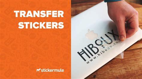 Sticker Transfer
