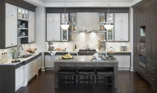 Gray Kitchen With White Cabinets by Kitchen White Grey Kitchen Cabinets Grey Kitchen Islands